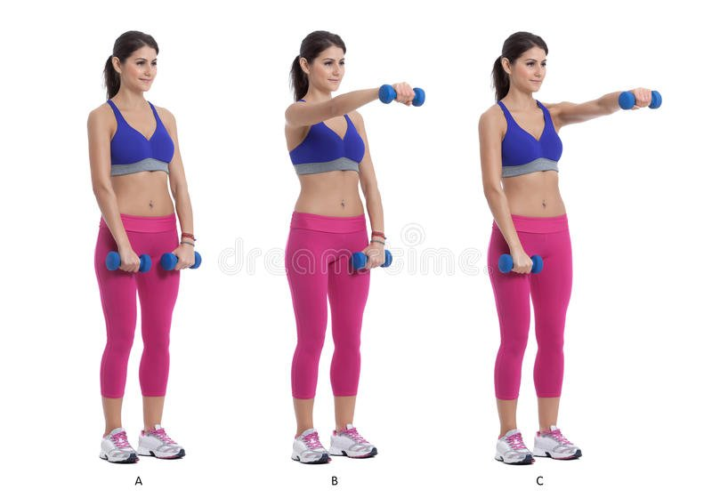 alternating-front-dumbbell-raise-step-step-instructions-grab-dumbbells-your-palms-facing-your-torso-keep-your-back-63247876